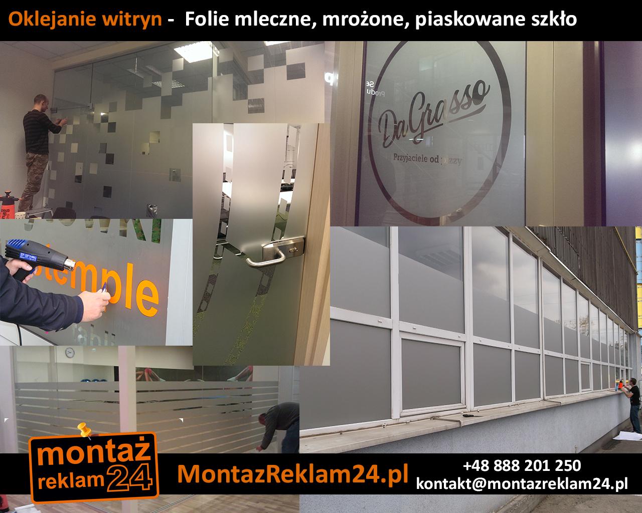 Oklejanie witryn -  Folie mleczne, mrożone, piaskowane szkło.jpg