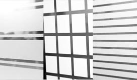 A5. Folia dekoracyjna z gotowymi wzorami matującymi o wysokości 152 cm